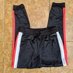 Bebe Sport Striped Track Pants/Joggers